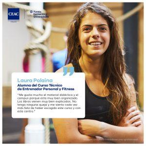 Opiniones CEAC Curso Tecnico de Entrenador Personal y Fitness